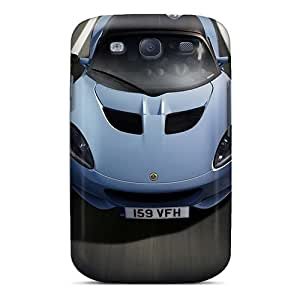 For Galaxy S3 Protector Case Lotus Elise Club Racer 2012 Phone Cover