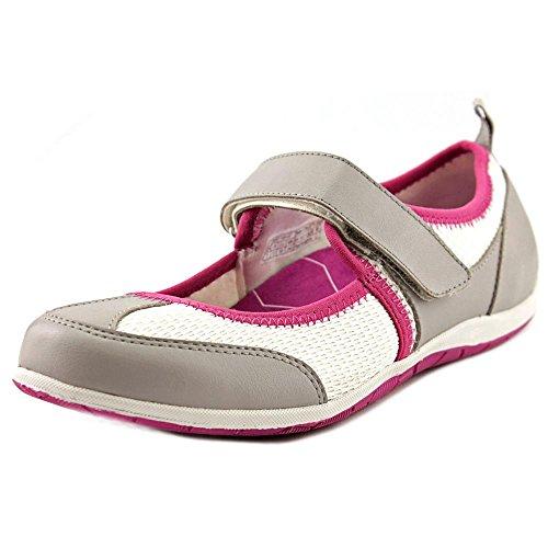 Vionic Ailie Womens Mary Jane Athletic Shoe White - 6
