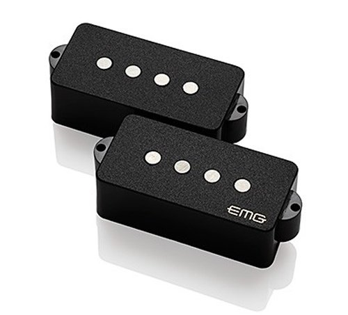 EMG Geezer Butler Signature P Bass Guitar Pickup Set