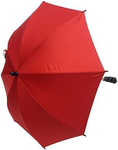 ForYourLittleOne Parasol Compatibel met Mamas Papas Ollie Rood