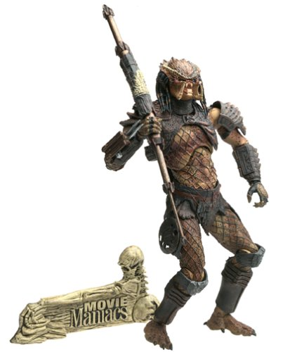 NEW 2003 Predator 2 -The Hunter- Action Figure Mcfarlane Mov