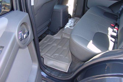 Lund 383080-T Catch-It Vinyl Tan Rear Seat Floor Mat