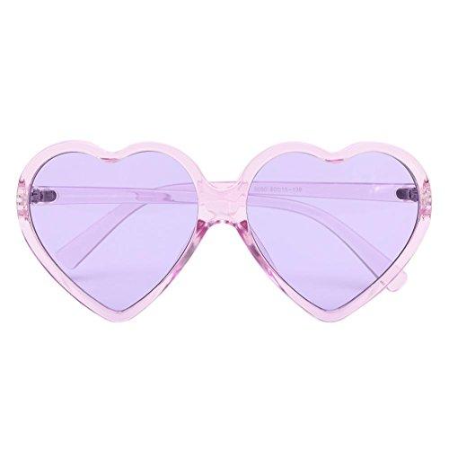 du Polarisées Lunettes UEB Violet Style de Inspirées Casual Soleil xB1BnAw6f
