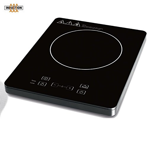 Cookology PIH300 Portable Induction Hob | Single 2000W Plate & Touch Controls