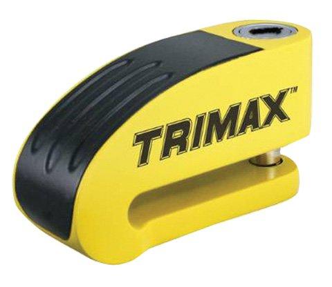 UPC 797824101760, Trimax Alarm Disc Lock - Yellow TAL88YL