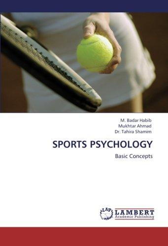 SPORTS PSYCHOLOGY: Basic Concepts