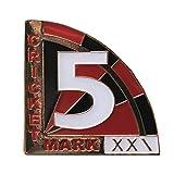 Viper Tournament Dart Pins, 5 Mark