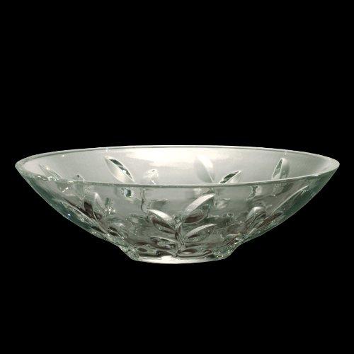 Dale Tiffany GA60827 Leaf Vine Decorative Bowl, 13-Inch by 3-3/4-Inch