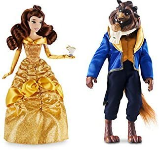Disney Princess Beast Classic Doll New with Box