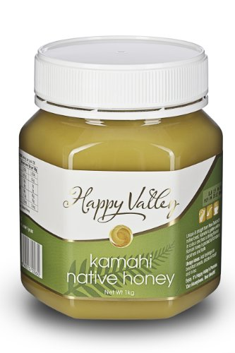 New Zealand Kamahi Honey, 1kg (Simply Thick Honey)