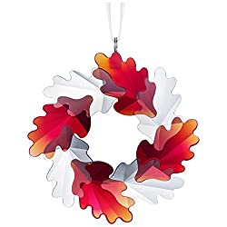 Crystal Wreath Ornament