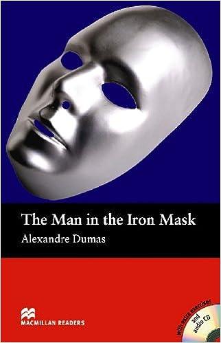 The Man in the Iron Mask: Beginner (Macmillan Readers)