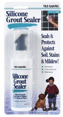 (Homax Group 9320 Tile Guard Silicone Grout Sealer, 4.3-Ounce)