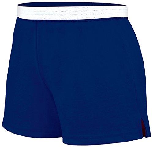 Soffe Juniors Original Soffe Short, Navy, - Young Girls Workout Shorts