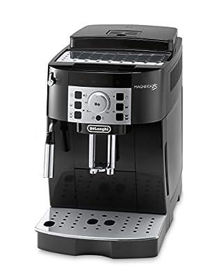 Refurbished De'Longhi ECAM22110B Super Automatic Espresso, Latte and Cappuccino Machine, Black by DeLonghi America