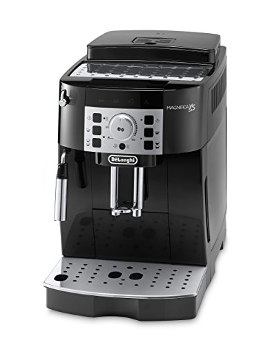 De'Longhi ECAM22110B Super Automatic Espresso, Latte and Cappuccino Machine, Black - Certified Refurbished