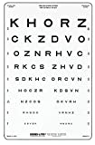 Sloan Translucent Letter Eye Chart