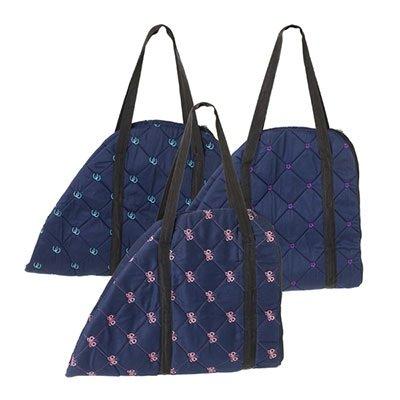 Centaur Embroidered Saddle Bag