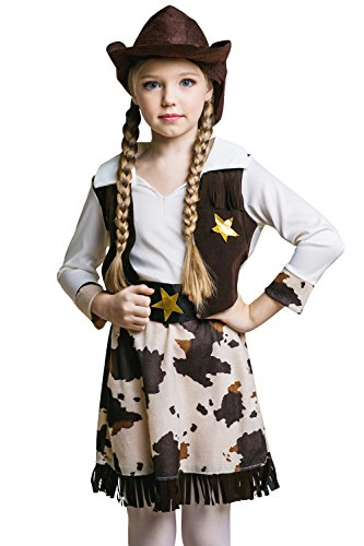 Girls Sheriff Costume Rodeo