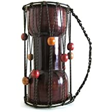 """Djembe Drum Talking Drum African Bongo Percussion- 16 x 5"""" Professional Quality- JIVE BRAND"""