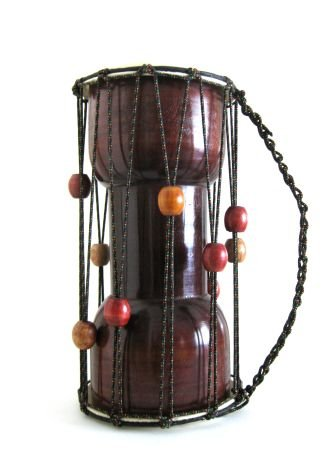 Djembe Drum Talking Drum African Bongo Percussion- 16 x 5'' Professional Quality- JIVE BRAND by Jive