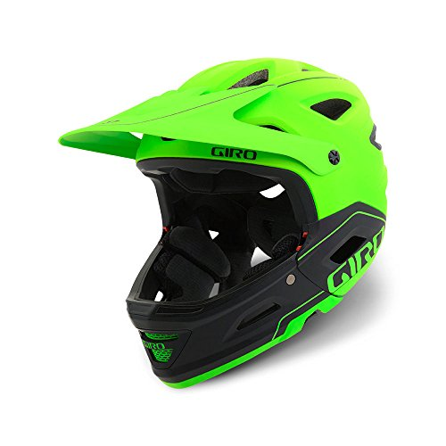 Giro Switchblade MIPS MTB Helmet Lime/Black Large (59-63 cm) from Giro