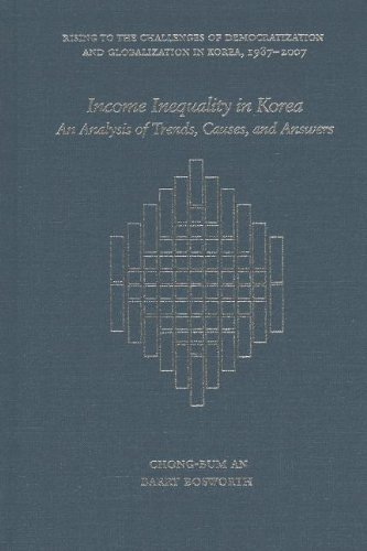 Income Inequality in Korea: An Analysis of Trends, Causes,