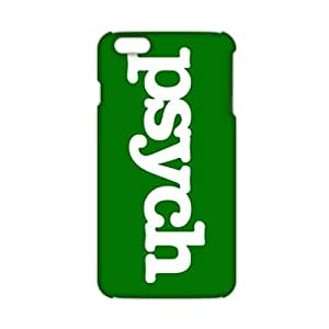 Psych 3D Phone Case for iPhone 6 Plus