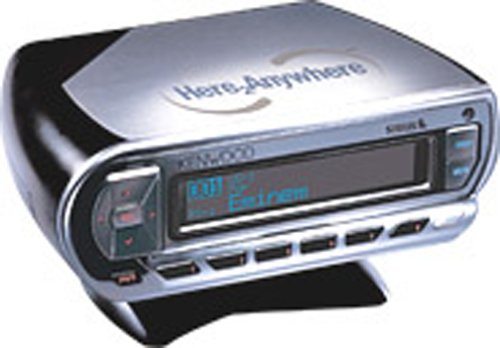 Kenwood KTC-H2A1 Sirius Satellite Here2Anywhere Portable Radio Tuner