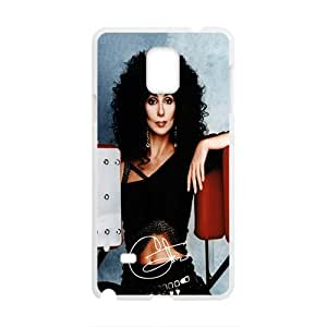 Happy Cool Woman Hot Seller Stylish Hard Case For Samsung Galaxy Note4
