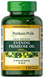 Cheap Puritans Pride Evening Primrose Oil 1000 Mg With Gla, 120 Count