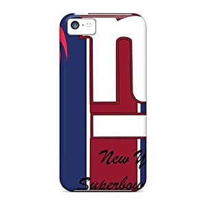 TimeaJoyce Iphone 5c Scratch Resistant Hard Cell-phone Case Unique Design Stylish New York Giants Pictures [XtV942ZMih]