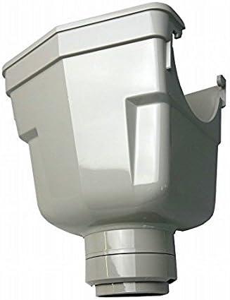 パナソニック(Panasonic) ハイ丸 新集水器 白 100mm KQ1335