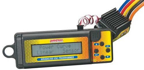 Duratrax Brushless ESC Digital Programmer