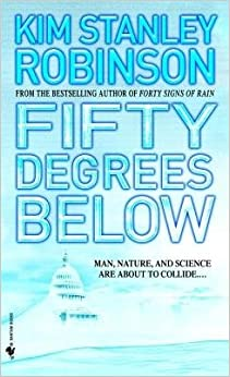 Book Fifty Degrees Below[50 DEGREES BELOW][Mass Market]