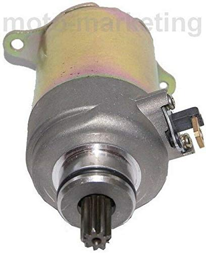 Unbranded Nuovo MOTORINO AVVIAMENTO per QINGQI QM125T-8 QM125T-10 125