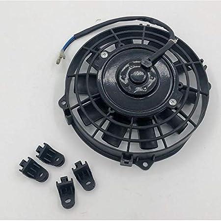 Sharplace 8 radiateur Thermo /électrique Ventilateur 200c 250cc Quad Dirt Bike Atv Buggy