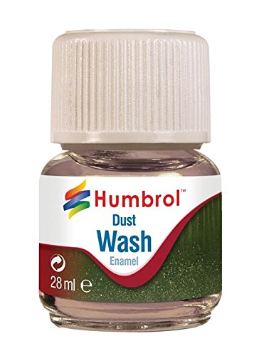 Humbrol AV0208 Enamel Wash Dust Model Kit