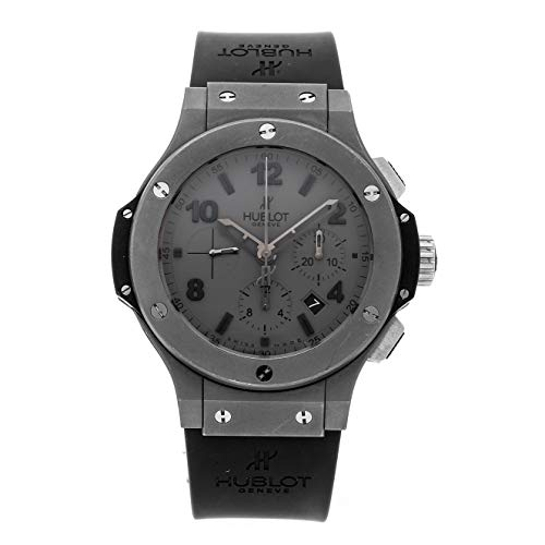 Hublot Big Bang Mechanical (Automatic) Black Dial Mens Watch 301.AI.460.RX (Certified Pre-Owned) ()