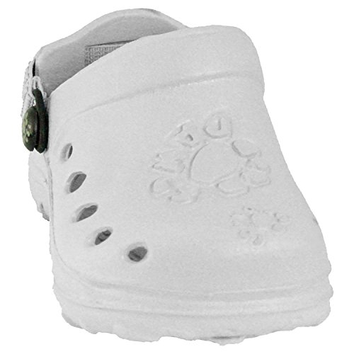 Dawgs Toddlers' Baby Dawgs Clogs White Size 8 - Image 5