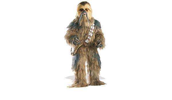 Adultos Star Wars edición Suprema Chewbacca vestuario XL (44 ...