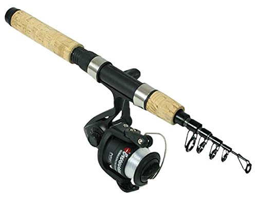 GNT Onamazu Mini Travel Telescopic Fishing Rod & Reel Combo by NGT