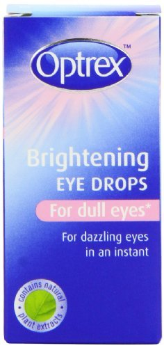 Optrex Brightening Eye Drops 10 ml by Optrex
