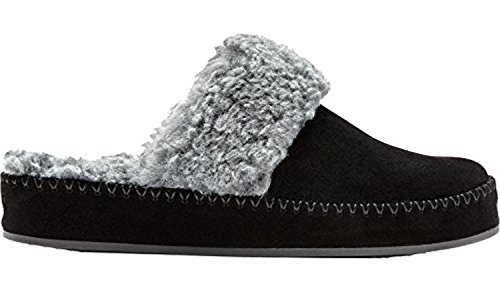 Vionic Womens Marley Slipper Black YxNPeM