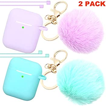 Amazon.com: for Airpods Case, CTYBB Silicone Airpods Case
