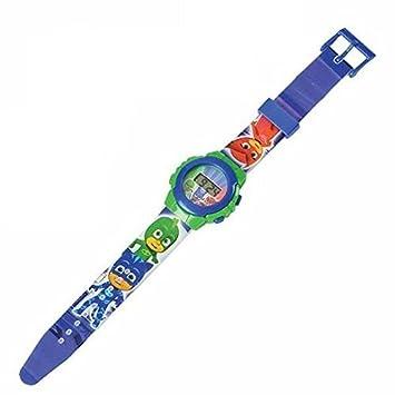 PJ Masks Reloj Digital en blíster Kids 860017: Amazon.es: Juguetes y juegos