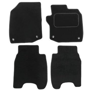Honda Civic 5 Door 2008-2012 Tailored Car Floor Mats Fitted Set Black Standard
