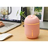 Xcellent Global Mini Portable Humidifier USB Powered with LED...