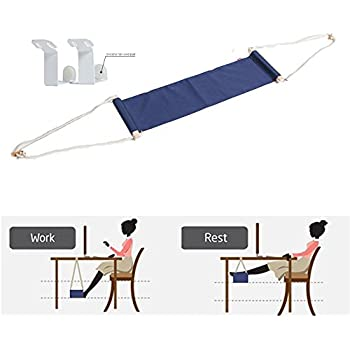 rest desk stand chair office portable hammock novelty care adjustable feet outdoor foot mini the tool item cot