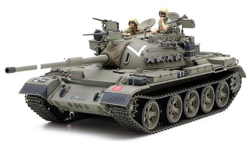 Tamiya Models Israeli Tank Tiran 5 Model Kit